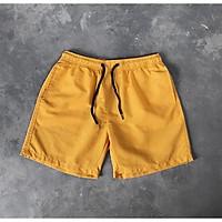 Quần short nam mặc ngủ Julido, Chất đũi mềm chính phẩm mặc mát thoải mái MMO01