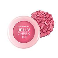 Má Hồng Dạng Thạch Silkygirl Jelly Cheek Tint 3g