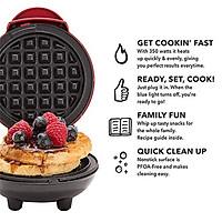 Máy Nướng Bánh Tổ Ong Waffle 350w