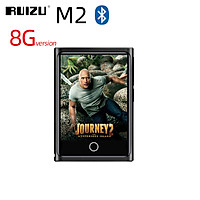 RUIZU M2 Portable Mini MP3 Player Bluetooth Video Player Full Touch Screen 8GB 16GB  Audio Music Player With FM Radio Recording E-book Multifunction MP3 Players
