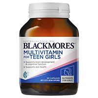 Blackmores Multivitamin for Teen Girls 60 Capsules