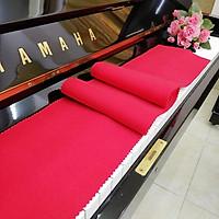 khăn phủ phím đàn piano chống bụi, chống xước