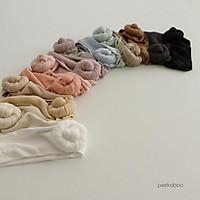 Tủban cotton củ tỏi Pêkaboo nội địa hàn