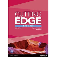 Cutting Edge Elementary Students' Book and DVD Pack 3Ed
