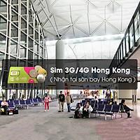 Sim 3G Hong Kong Sử Dụng 8 Ngày (Nhận Tại Sân Bay Quốc Tế Hong Kong)