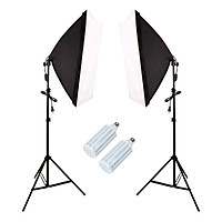 Bộ Kit Studio 2 Đèn LED360 chụp sản phẩm YuGuang - Hàng nhập khẩu