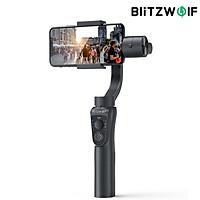 Tay Cầm Gimbal Bluetooth Chống Rung 3 Trục Cho Điện Thoại BlitzWolf BW-BS14 Chính Hãng