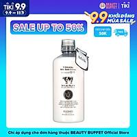 Sữa Tắm Trắng Và Trẻ Hoá Da Beauty Buffet Scentio Milk Plus - Whitening Q10 450ML
