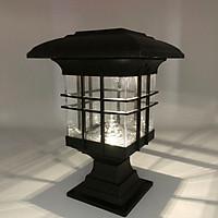 Đèn LED FAIDER sân vườn trang trí ngoại thất hiện đại, sang trọng (Bao gồm cột cắm đất và đế bắt cột).