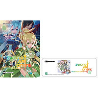 Sword Art Online 017 - Alicization Awakening (Bookmark PVC Cho Những Độc Giả Đặt Hàng Sớm Nhất, Số Lượng Có Hạn)