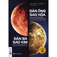 Sách-Đàn ông sao hỏa, đàn bà sao Kim(tái bản 2020)