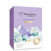Hộp 8 Miếng My Beauty Diary - Mặt Nạ Hoa Nhung Tuyết Aps - Hàng Nội Địa Đài Loan