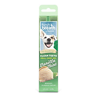 GEL ĐẶC TRỊ MẢNG BÁM CHO CHÓ, VỊ VANI BẠC HÀ - Fresh Breath Clean Teeth Vanilla Mint Oral Care Gel