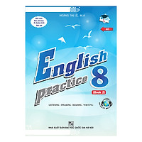 English Practice 8 Book 2