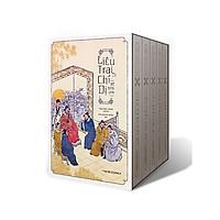 Liêu Trai Chí Dị (Trọn Bộ 5 Tập) Tặng Kèm BookMath Kẽm