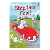 Usborne Very First Reading: 7. Stop that Cow!