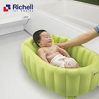 Chậu tắm phao cho bé W Richell