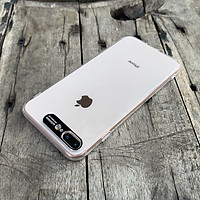 Ốp lưng bảo vệ camera dành cho iPhone 7 Plus / iPhone 8 Plus - Màu đen - Auto Focus - Hàng nhập khẩu