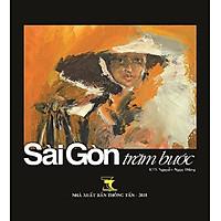 Sách Sài Gòn Trăm Bước (Sách ảnh)