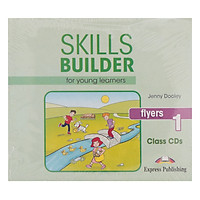 Skills Builder For Young Learners Flyers 1 Class Cds (Set Of 2)