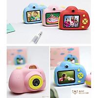 Máy ảnh kĩ thuật số siêu đẹp cho bé kèm thẻ nhớ 8GB - Best Seller Tony