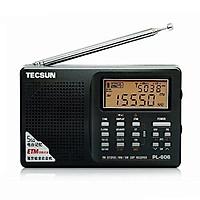 Radio Tecsun PL-606 (Hàng nhập khẩu)