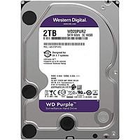 Ổ Cứng Camera WD Purple™ 2TB/64MB/3.5 IntelliPower - WD20PURZ - Hàng Chính Hãng