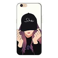 Ốp Lưng Dành Cho Oppo Neo 9S - She Love