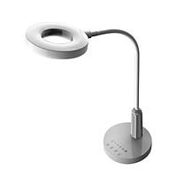 DC5 V 8W 40 L-ED Desk T-able Lamp Sensitive Light C-ontrol 3 Color Temperature Changing 5 Levels Dimmable Brightness