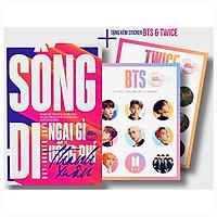 Sống Đi, Ngại Gì Uổng Phí Thanh Xuân - Tặng Kèm Sticker BTS & TWICE (Số Lượng Có Hạn) - Bìa Giao Ngẫu Nhiên
