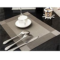 Set 10 tấm trải bàn ăn dành cho gia đình