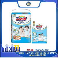 Tã Quần Goo.n Premium M56/L46/XL42/XXL36/XXXL26 - Tặng thêm 5 miếng cùng size