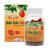 Thực phẩm chức năng Dầu gấc bổ mắt DHA Vita-Ga