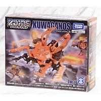 Chiến Binh Thú ZW37 Kuwaganos (Zoids Wild - Thú Vương Đại Chiến)