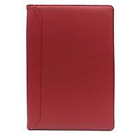 Sổ Bìa Da Diary (Sổ Note (Loại Xé)) - Màu Đỏ