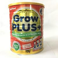 2 Hộp Nutifood GrowPLUS+ Đỏ 1500 Gr : sữa dành cho trẻ từ 1- 10 tuổi bị suy dinh dưỡng thấp còi