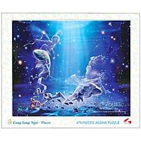Xếp Hình 475 Mảnh - Cung Song Ngư 475-012
