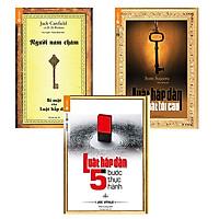 Combo 3 cuốn Người nam châm + Luật Hấp dẫn bí mật tối cao + Luật hấp dẫn 5 bước thực hành (Tái bản 2021)