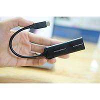 CỔNG CHUYỂN HYPERDRIVE USB-C TO 4K60HZ HDMI & MINI DISPLAYPORT (BLACK) FOR MACBOOK, PC, TABLETS, SMARTPHONE & DEVICES - Hàng Nhập Khẩu