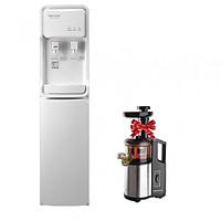 Máy lọc nước tích hợp nóng lạnh KoriHome WPK-913 - Hàng chính hãng. Tặng máy ép hoa quả korihome JEK-633