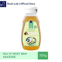 Gia vị muối chua rau củ Asazuke Nhật Bản - Dashi Lab - 320g/chai