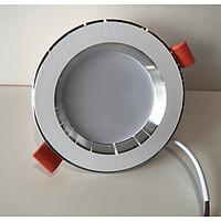 Đèn Led Dowlight  6+6W- lỗ khoét 75-80mm Siêu SÁng Siêu Tiết kiệm 1125