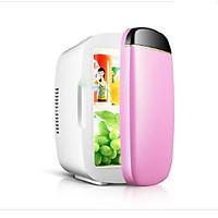 Tủ lạnh mini 2 chế độ nóng lạnh 6 lít