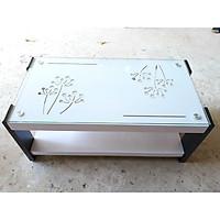 Bàn trà sofa CNC Juno Sofa (trắng)