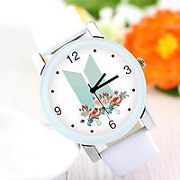 Đồng hồ BTS đồng hồ đeo tay nam nữ hình các thành viên BTS map of the soul 7 thiên nga trắng