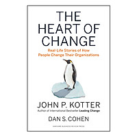 Harvard Business Review Press The Heart of Change