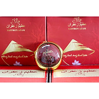 SET 3 Hộp Nhụy hoa nghệ tây Saffron Azam Cải Thiện Giấc Ngủ - hộp 1g