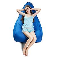 GHẾ LƯỜI ADIRA (Adira Indoor Beanbag Chair) CHẤT LIỆU VẢI NHẬP KHẨU MÀU XANH DƯƠNG - TARUJO
