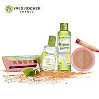 Gel tắm gội My Green Summer Perfumed Hair & Body Shower Gel (200ml)