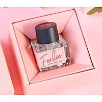 Nước Hoa Vùng Kín FOELLIE eau de fleur INNER PERFUME - Màu hồng 5ml